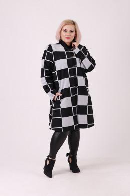 Пальто облегченное 1240