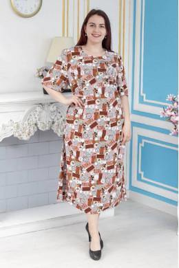 Платье 3057