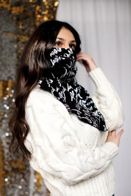 Маска-шейный платок 101м