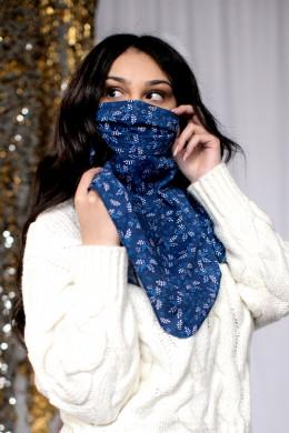 Маска-шейный платок 108м